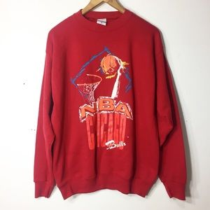 NBA Sweaters - Vintage NBA Chicago Bulls